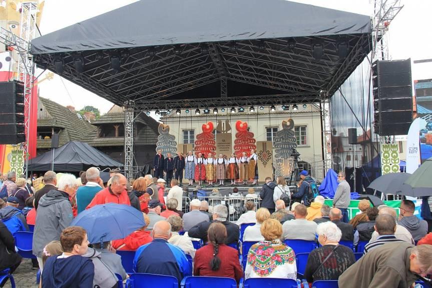 Było zimno i deszczowo, publiczność i wykonawcy jednak dopisali