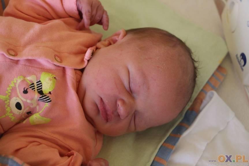 IMG_7135 Zuzia Lerch z Ustronia, córka Anny i Jarosława