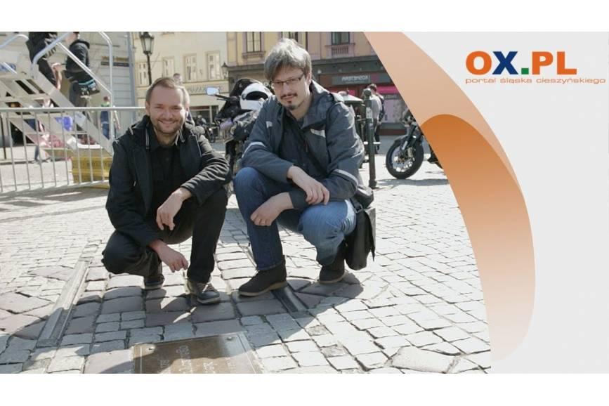 Gość OX. pl - Maciej Dembiniok- Cieszyński tramwaj i środki antykoncepcyjne dla gołębi