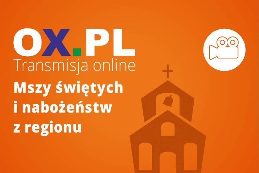 Msze i nabożeństwa online