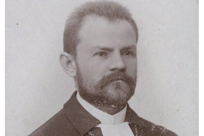 bp. Juliusz Bursche. Fot: Wikimedia commons