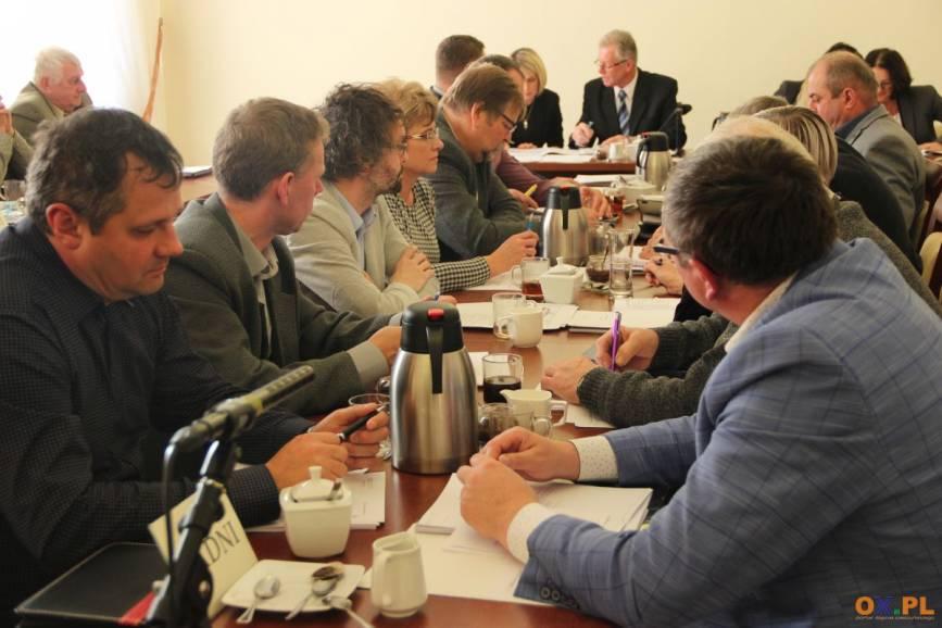 II sesja Rady Gminy Goleszów/ fot. Marta Szymik