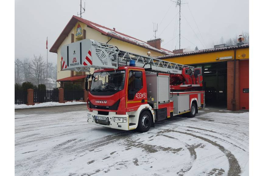 fot. KP PSP Cieszyn
