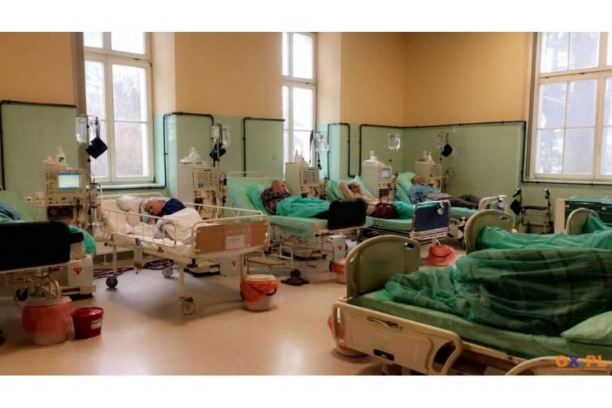 Dochód zostanie przekazany na zakup sztucznej nerki / fot. arc.ox.pl