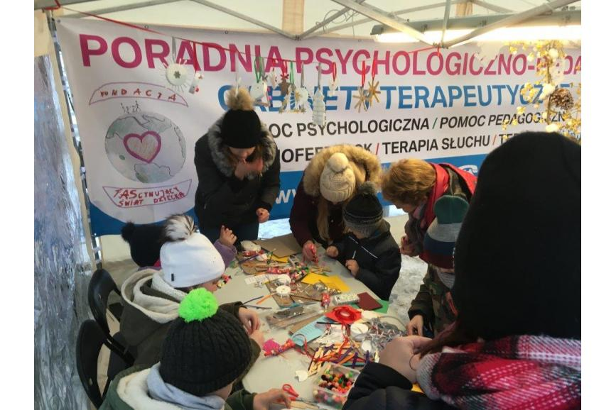 Warsztaty zorganizowane przez fundację. Fot: fasfundacja.pl