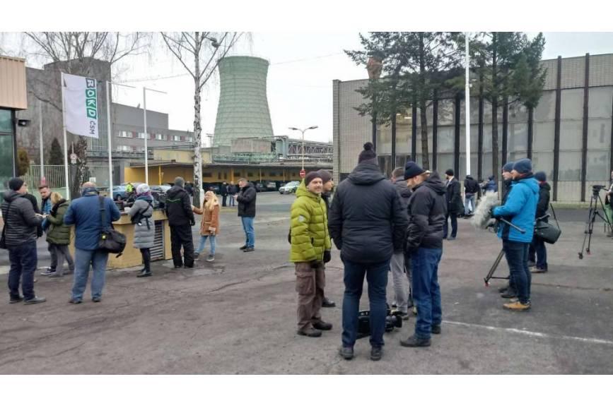 W kopalni ČSM Stonava w Karwinie w wyniku wybuchu metanu zginęło 13 górników, w tym 12 Polaków. Fot:  arc/ox.pl