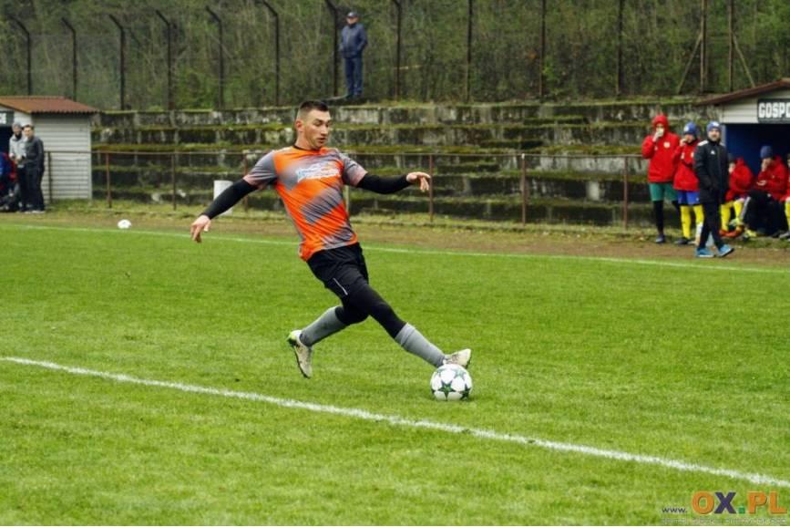Goleszów podejmie, na własnym boisku, Pogórze, fot. Grzegorz Borus