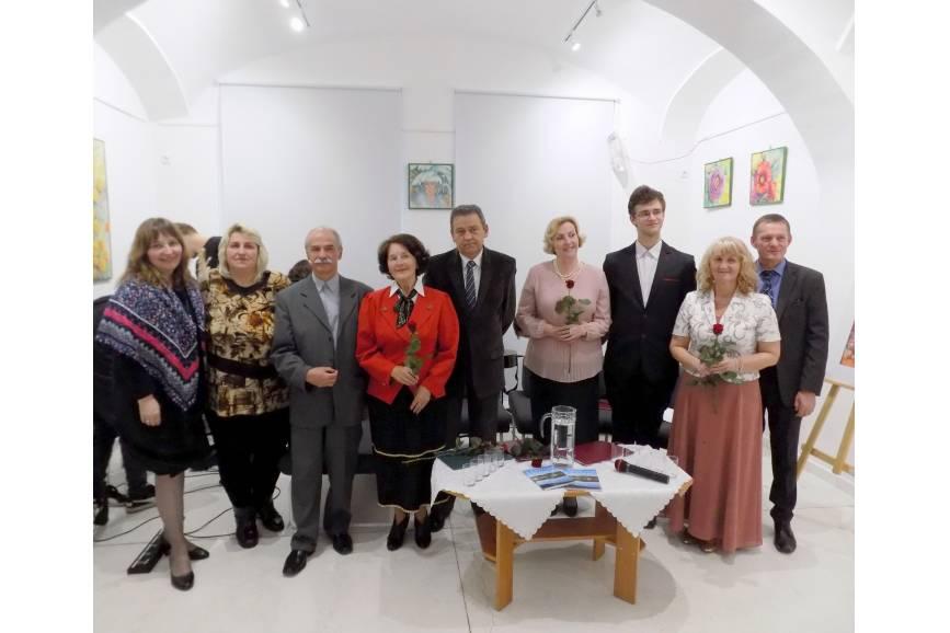 "Grupa ""Saffo"" i goście / fot. KR/ox.pl"