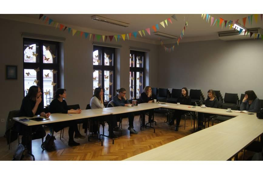 pierwsze spotkanie nieformalnej grupy fot. JŚ