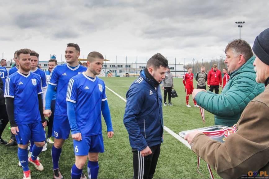 Ostatnia edycja Pucharu Polski padła łupem piłkarzy z Drogomyśla, fot. Bartłomiej Kukucz