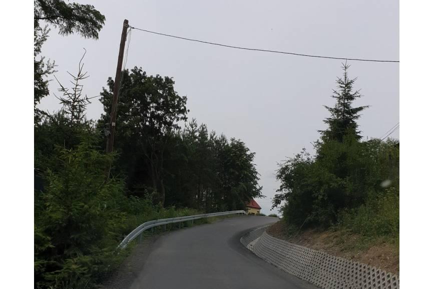 Ulica Rudowska w Hażlachu / fot. MSZ