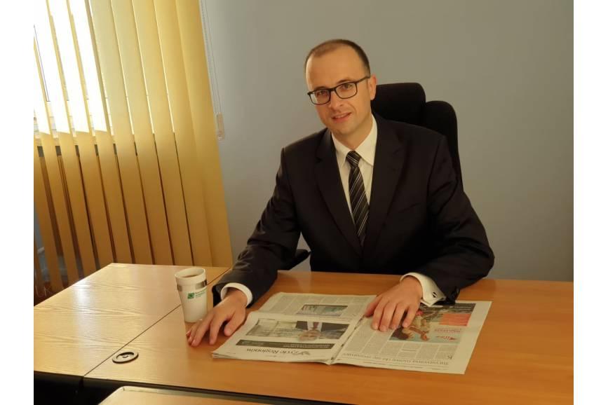 """Gmina Hażlach na 27. miejscu w rankingu """"Rzeczpospolitej"""" / fot. mat.pras."""