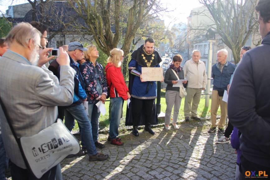 To był kolejny udany spacer po Wzgórzu Zamkowym w Cieszynie / fot. MSZ