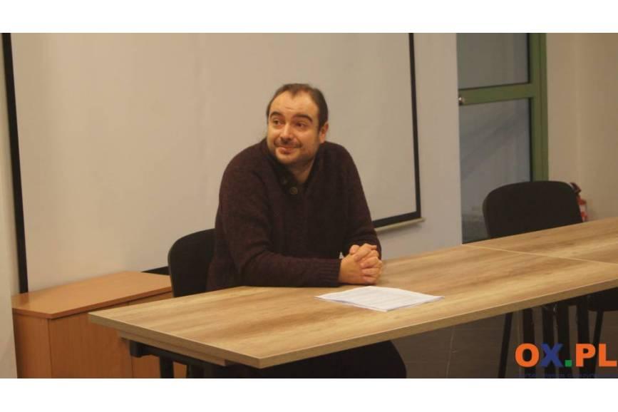 dr Artur Lewandowski / fot. arc.ox.pl