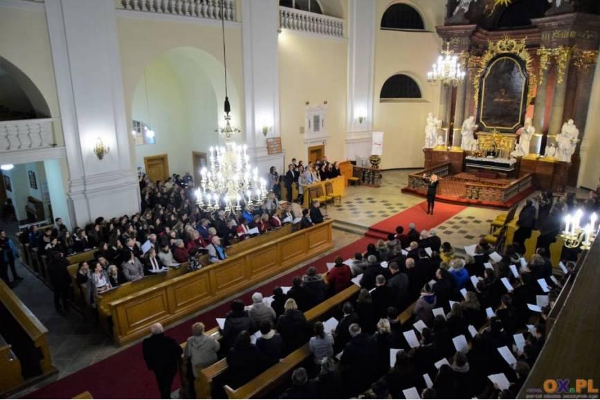 Ubiegłoroczny koncert laureatów.  Fot: Stanisław Konopka