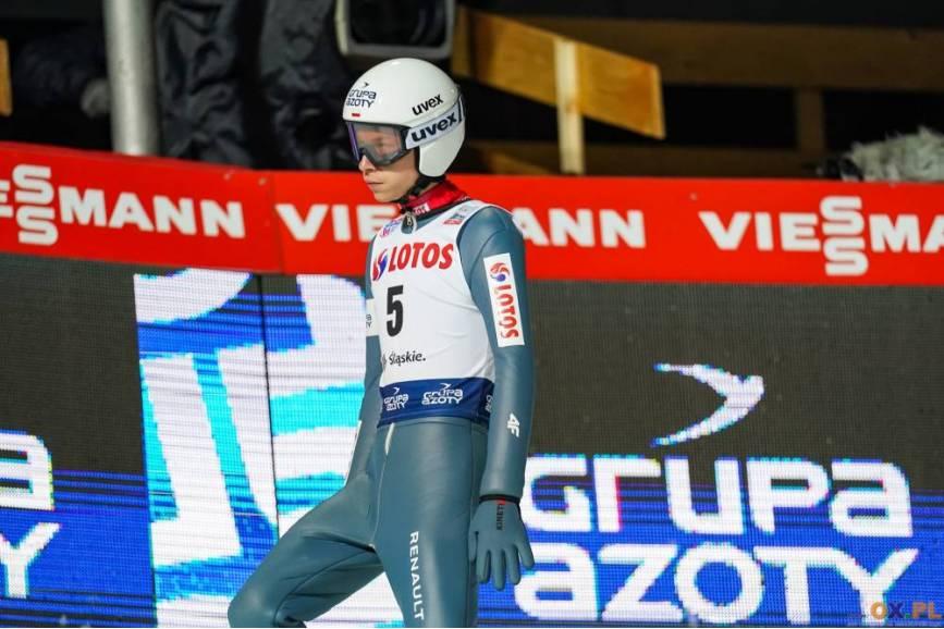 Zniszczoł zanotował w Bischofshofen najlepsze wyniki  w tym sezonie, fot. Bartłomiej Kukucz