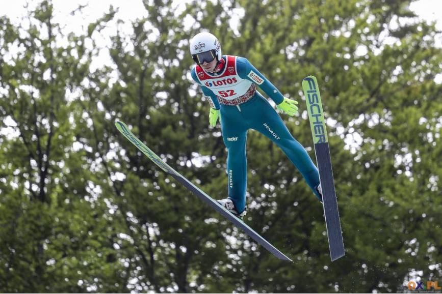 Aleksander Zniszczoł uplasował się na 29. pozycji, fot. Bartłomiej Kukucz