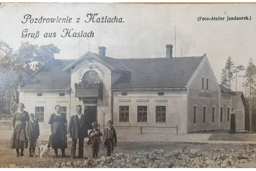 Dawna hażlaska pocztówka / fot. mat.pras.