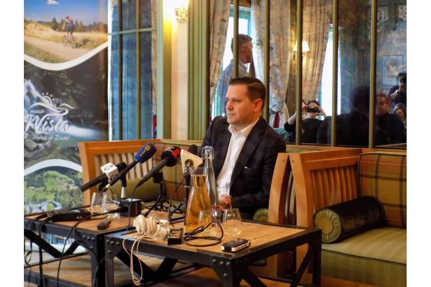 Konferencja odbyła się w Hotelu Aries & Spa w Wiśle-Czarnem. Fot. KR/ox.pl
