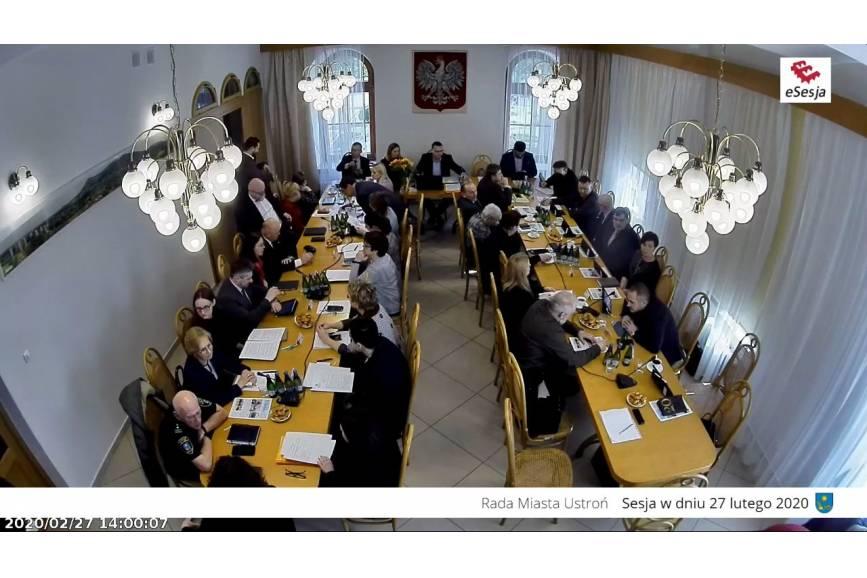 źródło: radamiasta.ustron.pl - kliknij w zdjęcie, aby przejść do transmisji.