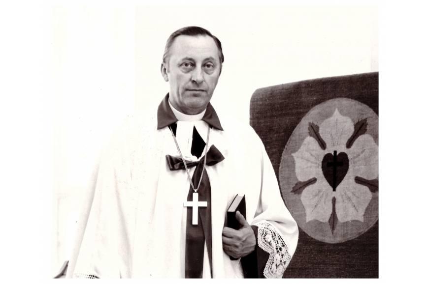 Zmarł śp. bp Janusz Narzyński