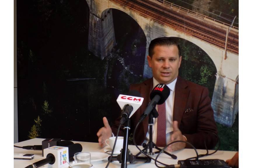 Fotografia archiwalna. Konferencja prasowa odbyła się online. fot. KR/ox.pl