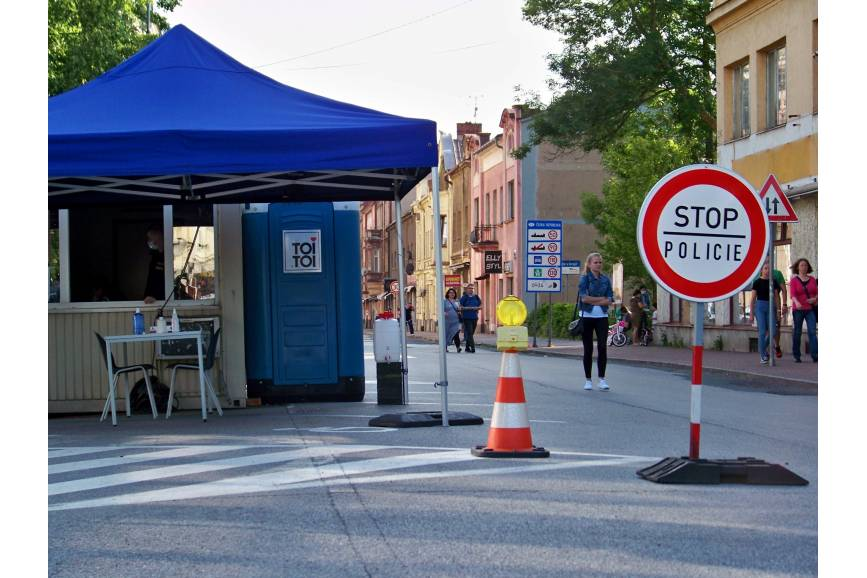 Granica została otwarta, ale problemy pozostały. Fot. KR/ox.pl