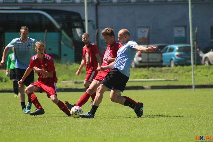 Piłkarze Cieszyna oraz Pierśćca zmierzyli się ostatnio w sparingu, ale w najbliższym sezonie zmierzą się także o punkty, fot. AP