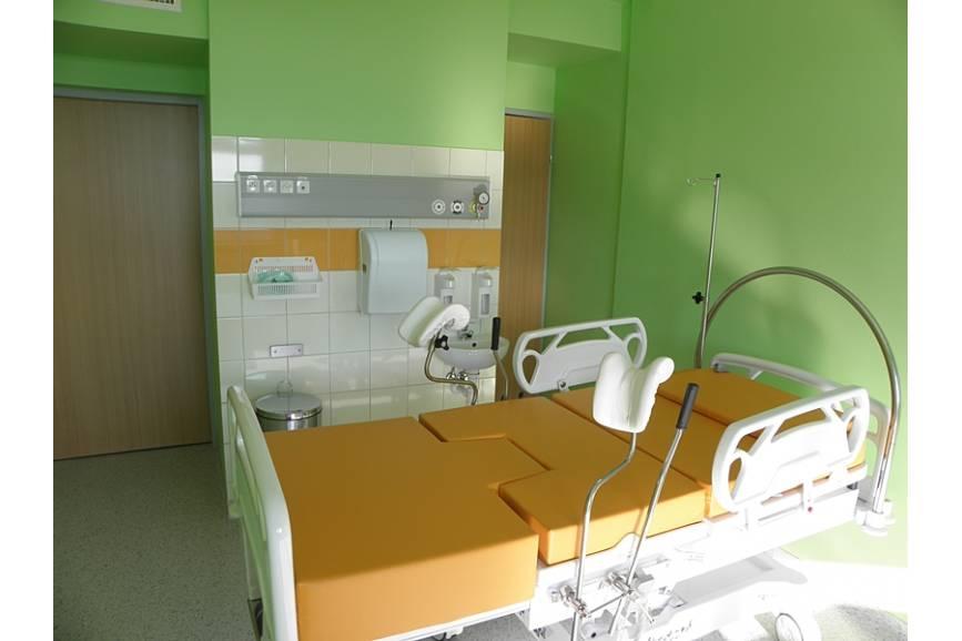 Oddział ginekologiczno-położniczy będzie nieczynny przez dwa tygodnie fot. Szpital Śląski w Cieszynie.