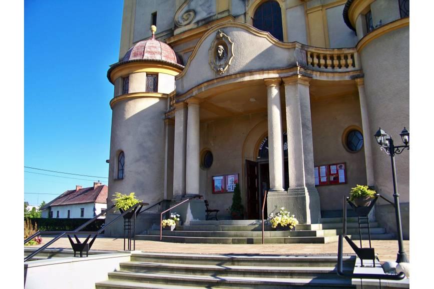 Kościół pw. św. Michała Archanioła w Goleszowie. Fot. KR/ox.pl