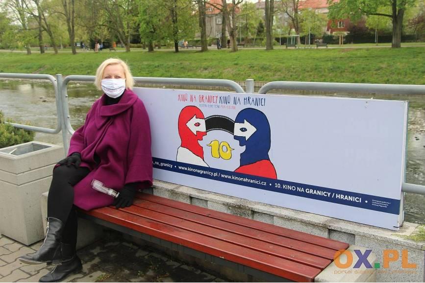 Na zdjęciu Jolanta Dygoś, szefowa festiwalu fot. ARC