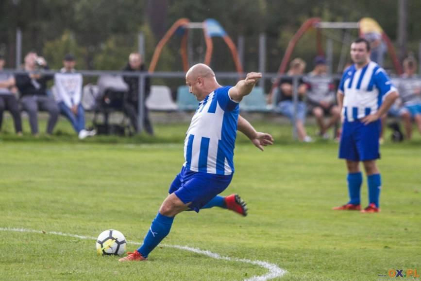Zryw, po czterech porażkach pod rząd, sięgnął po komplet punktów w starciu z Ochabami (4:0), fot. Waldemar Śniegoń