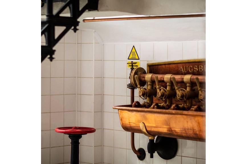 Wnętrze cieszyńskiego browaru. Źródło: facebook.com/GrupaZywiecKariera
