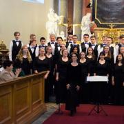 ''SINGING SAINTS Concert Choir''
